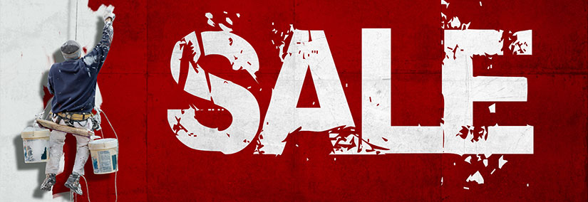 SALE bei Hauser-clean Shopping